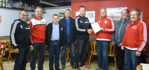 Neues von der Jugendpartnerschaft SV Haarbach / ASV Ortenburg