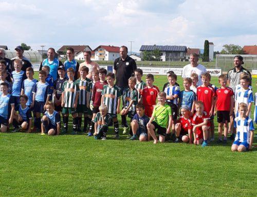 F.-Jugend im CommuniGate Cup Finale