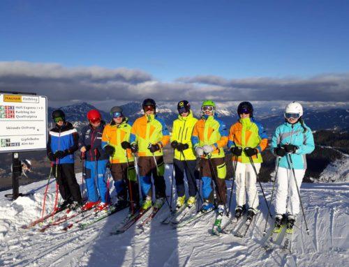Skilehrerfortbildung am Hauser Kaibling