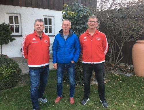 Falk Zschiedrich übernimmt zur neuen Saison
