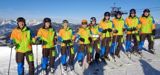 Fortbildung der Skilehrer mit Referent Michael Barth