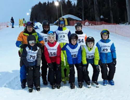 Skiclub erfolgreich in Langfurth